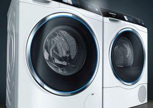 Siemens avantgarde Waschmaschine Trockner Leuchtring 72dpi